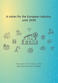Final Report Industry 2030 High Level Industrial Roundtable June 2019